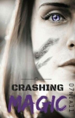 Crashing Magic by 07nia11