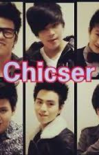 Summer Outing (CHICSER  STORY ON GOING) by ZhuwenMontemayor