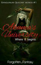 Akuma's University (Editing) by Forgotten_Fantasy