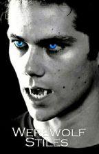 Werewolf Stiles by AxelleAcebedo