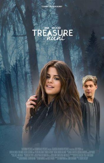 Treasure hunt [Niall Horan] #Wattys2016