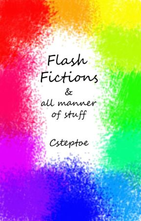 Flash Fiction Book by Csteptoe