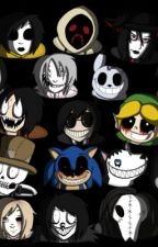 Creepypasta Collection by wrxryuu