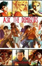 Ask The Demigods by FlowerDeath