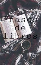 Frases de libros by julstheunicorn