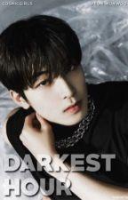 darkest hour; wonwoo by cosmicgirls