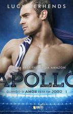Apollo: Quando o Amor está em Jogo À venda na Saraiva e Qualis Editora by LucyBerhends