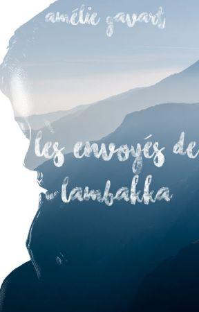 Les envoyés de Lambakka by Ahmaily
