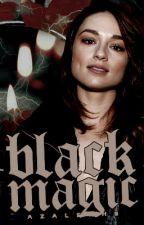 Black Magic ▸ James Potter by azaleahs