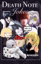 death note jokes by -jimint-