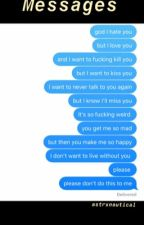 messages (phan) by thepunk_kawaii06