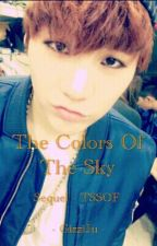 The Colors Of The Sky [SEQUEL to The Sweet Scent Of Flowers (Boyxboy)] by GizziJu