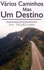 Vários caminhos, mas 1 destino by TalyBlinder