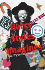 Harry Styles Imagines by harrycanteatlemons