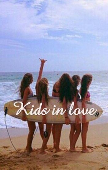 Kids in love (Magcon FF)