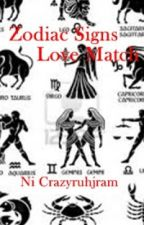 Zodiac Signs-Love Match by PaperDull