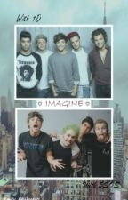 Imagine With 1D And 5SOS by 5SOSHUESOS