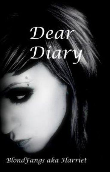 Dear Diary by BlondFangs