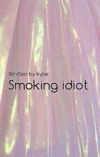 ✔️ Smoking Idiot // ziall au by happygays