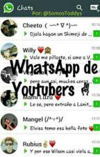 WhatsApp YouTuber||1°WA||Salseo y Más by SomosToddys