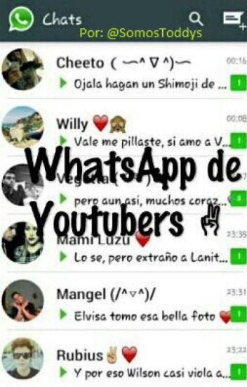 WhatsApp YouTuber||1°WA||Salseo y Más