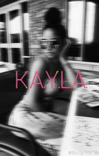 Kayla. by True--Black