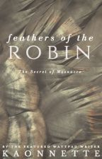Feathers of the Robin by kaonnette