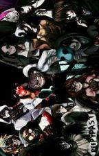 creepys amigas by DanielaGomez579
