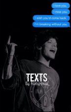Texts ⇝ Larry (VERSÃO BRASILEIRA - PT) by LarryIsBulletproof