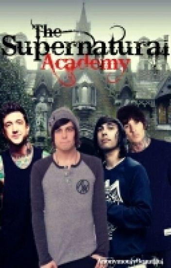The Supernatural Academy (Kellic, Koli, Cashby)