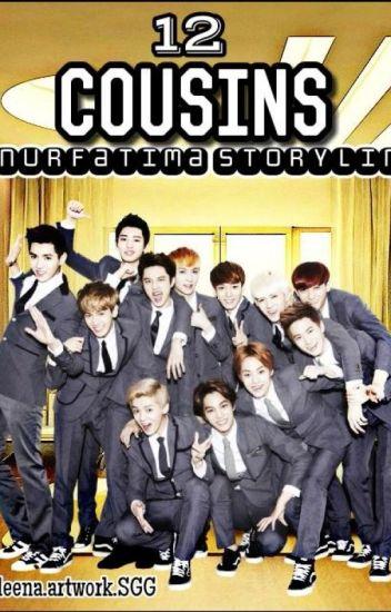 12 COUSINS -Exo,Jihyo-