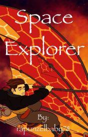 Jim Hawkins: Space Explorer by rapunzelbaby78