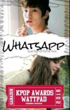 WhatsApp ✎Key by CaughtinBTS