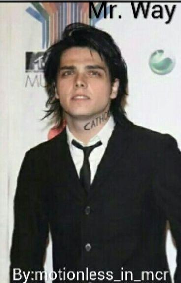 Mr. Way (Gerard Way Teacher)