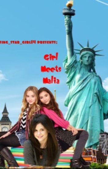 Girl Meets Malia {Girl Meets World FanFic}