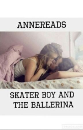 Skater Boy and The Ballerina by samuelthegay