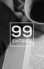 99 Entries by theEcrivain