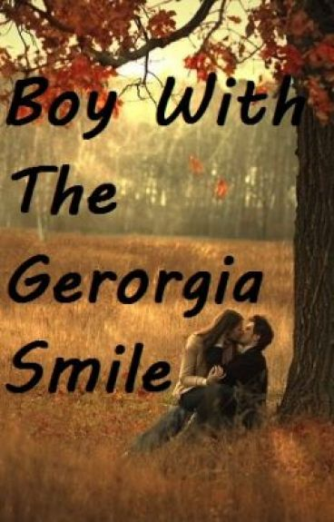Boy with the Georgia Smile by murderbear