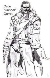 """Cade """"Gunner"""" Garret by AmberVincent"""