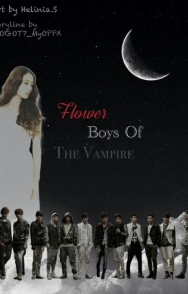 Flower boys of the vampire