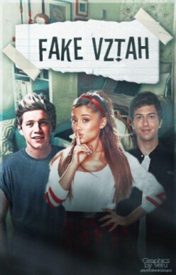 Fake Vztah |Niall Horan(CZ)å Book 1