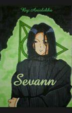 Sevann♥Severus Snape i dziewczyna z mugolii by Aniolekka