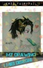My drawing/I miei disegni by JErza_fairytail_