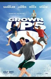 Grown ups 2 (FanFic) by fiftyshadesofjc