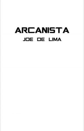 Arcanista (prévia) by JoedeLima