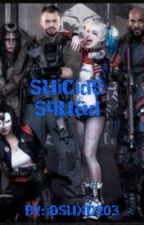 Suicide Squad by Dead_Ghost_Josue
