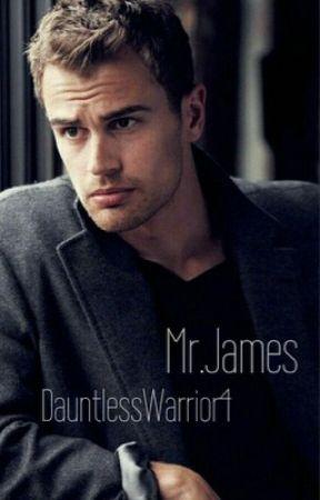 Mr. James by DauntlessWarrior4