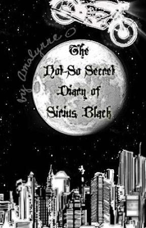 The Not-So Secret Diary of Sirius Black by Amalynne