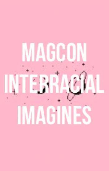 Magcon Interracial Imagines
