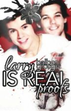 Larry is real, proofs. by balbonigiorgia